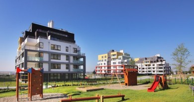 Moderní developerské projekty v Praze nabízí vysoký standard bydlení