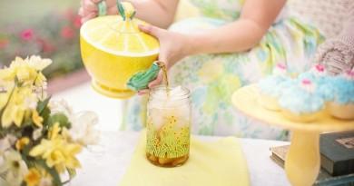 Detoxikační čaje proti jarní únavě