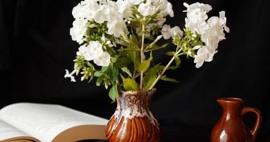 Moderní džbány na květiny