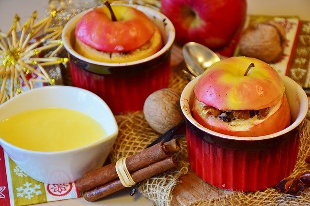 Jak využít spadaná jablka?
