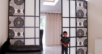 Paravan, doplněk do interiéru, který si zamilujete