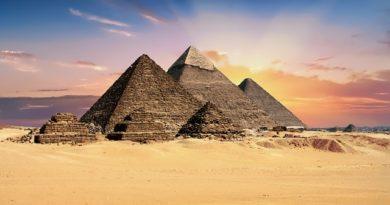 Tři nejkrásnější egyptská letoviska