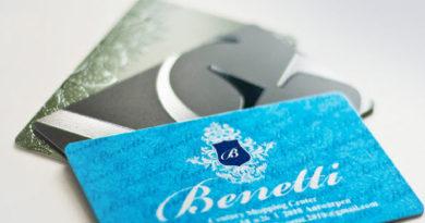 Jaké potisky umožňují moderní plastové karty?