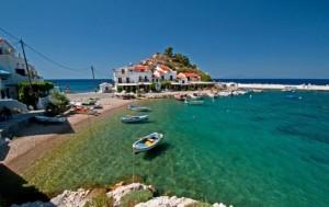 Grécko dovolenkový raj