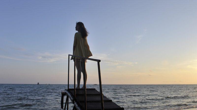 Jak regenerovat vlasy po pobytu u moře?