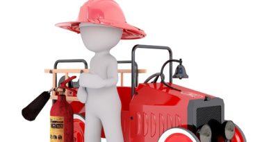Jak chránit budovy před požárem? Vhodné jsou sprinklery!