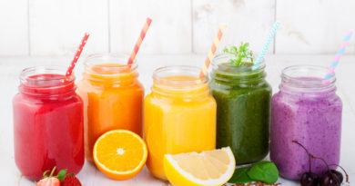 Lahodné smoothie aneb využijte plody léta