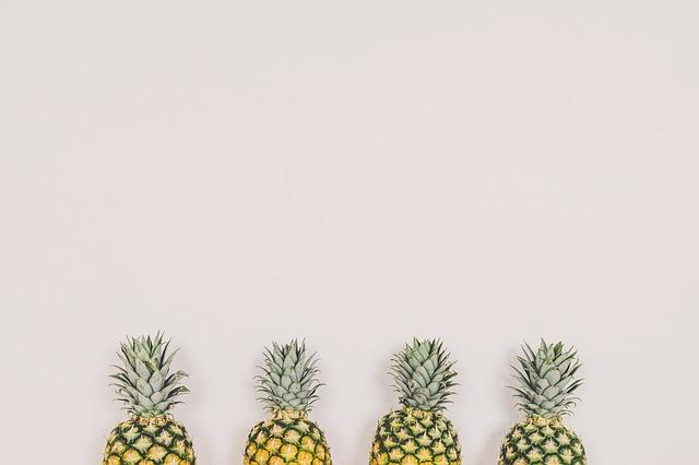 Mají ananasové slupky nějaké zdravotní přínosy?