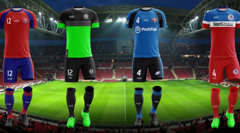 Co by měly splňovat fotbalové dresy?
