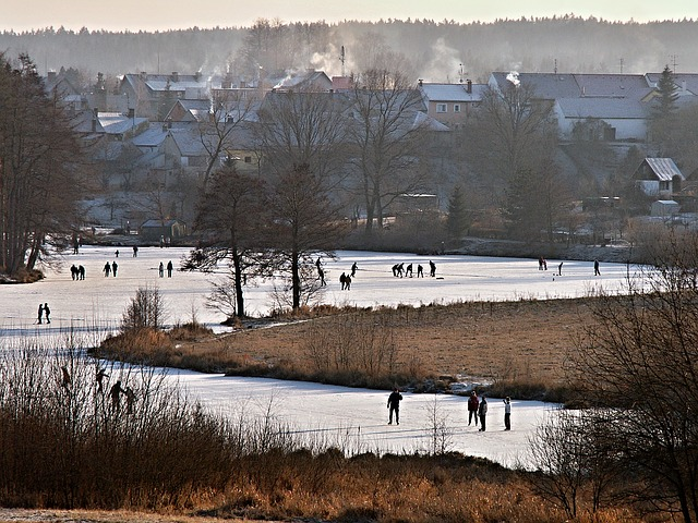 Které sporty provozovat v zimě?