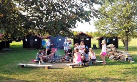 Kreativní tábor Benice