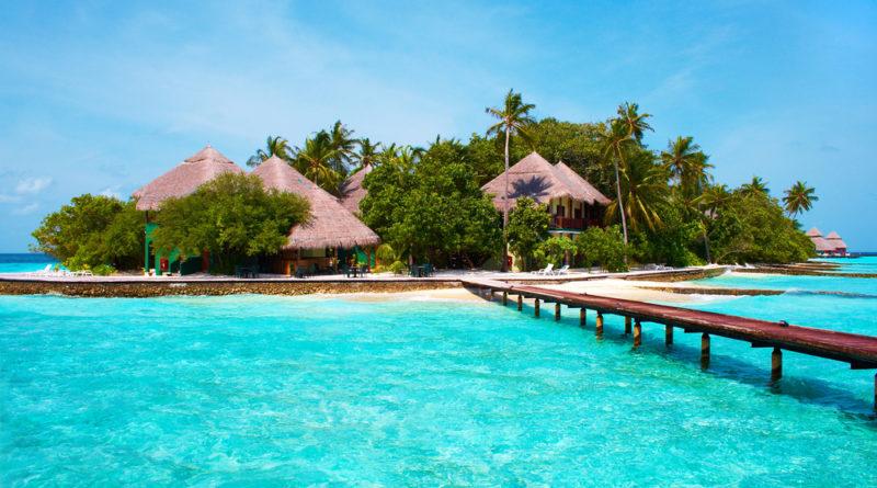 Maledivy v zimním období lákají na sluníčko a teplo