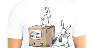 Geekshirts zase boduje, tentokrát konspiračním tričkem