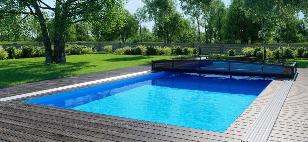 Proč se vyplatí investice do zapuštěného bazénu?