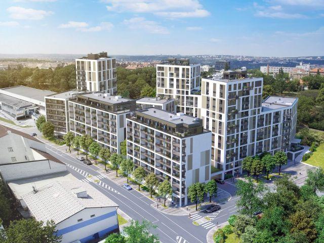 Byty na Vackově: Důkaz, že i kvalitní bydlení v Praze může být cenově dostupné