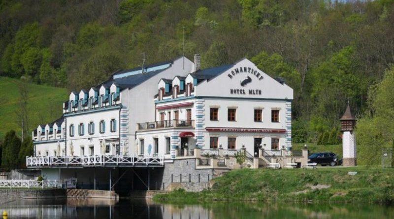 Romantický víkend u Berounky aneb malebný hotel u Karlštejna