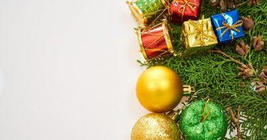 Vánoční večírky nemohou být bez vánočních reklamních předmětů