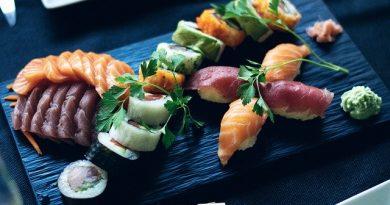 Kvalita na prvním místě, to platí především sushi