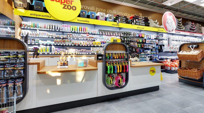 Nové prodejny Super zoo – ráj chovatelských potřeb