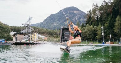 Wakeboarding nebo kiteboarding?