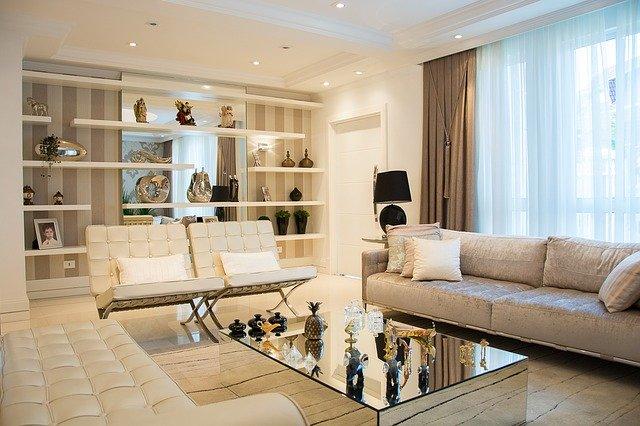 Vybíráme pohovku do obývacího pokoje podle jeho velikosti