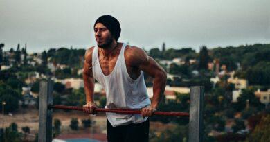Venkovní fitness a jaké si vybrat pomůcky
