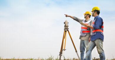 Geodetické služby pro stavbu i katastr